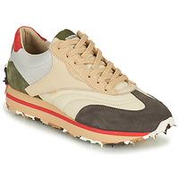 Schuhe Damen Sneaker Low Bronx MA TRIXX Grau / Braun / Grün
