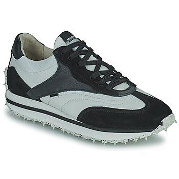 Schuhe Damen Sneaker Low Bronx MA TRIXX Schwarz / Weiss