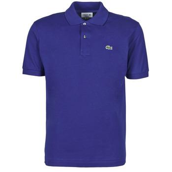 Kleidung Herren Polohemden Lacoste POLO CLASSIQUE L.12.12 Blau / Roi