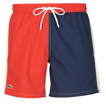 Kleidung Herren Badeanzug /Badeshorts Lacoste MILLOT Multicolor