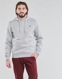 Kleidung Herren Sweatshirts Lacoste TOTTA Grau