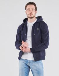 Kleidung Herren Sweatshirts Lacoste MAMMI Marine