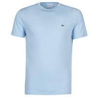 Kleidung Herren T-Shirts Lacoste ALFED Blau