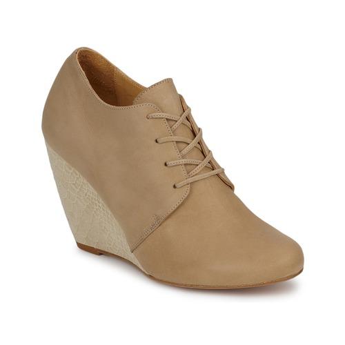 D.Co Copenhagen EMILY Creme - Kostenloser Versand       - Schuhe Ankle Stiefel Damen 159,20