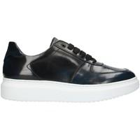 Schuhe Herren Sneaker High Exton 956 Blau