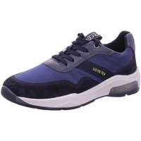 Schuhe Herren Sneaker Low Ara Schnuerschuhe 36024 11-36024-02 blau