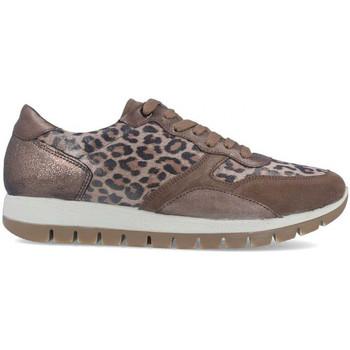Schuhe Damen Sneaker Low Imac 608260 Beige