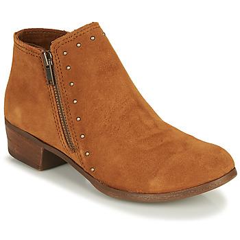 Schuhe Damen Boots Minnetonka BRIE BOOT Braun