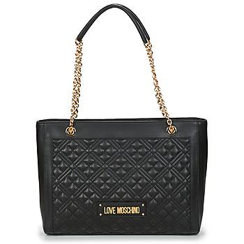 Taschen Damen Shopper / Einkaufstasche Love Moschino JC4006PP1C Schwarz