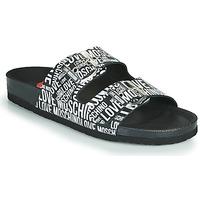 Schuhe Damen Sandalen / Sandaletten Love Moschino JA28073G1C Schwarz