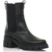 Schuhe Damen Low Boots MTNG 51465 Schwarz