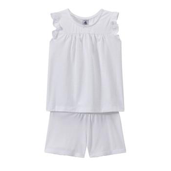 Kleidung Mädchen Pyjamas/ Nachthemden Petit Bateau FRIDGET Multicolor