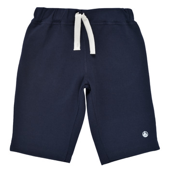 Kleidung Jungen Shorts / Bermudas Petit Bateau LAVIEN Marine