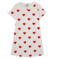 Kleidung Mädchen Pyjamas/ Nachthemden Petit Bateau MARAMA Multicolor