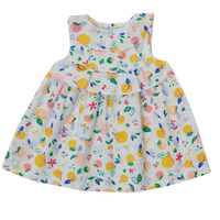 Kleidung Mädchen Kurze Kleider Petit Bateau MELIANA Multicolor