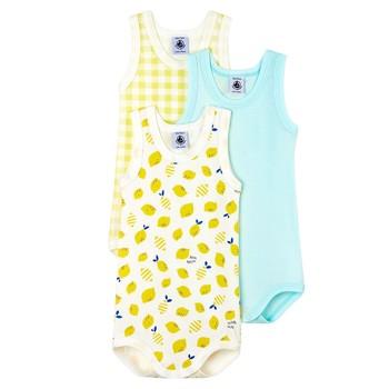 Kleidung Jungen Pyjamas/ Nachthemden Petit Bateau MOLIU Multicolor