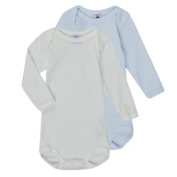 Kleidung Jungen Pyjamas/ Nachthemden Petit Bateau A00AR-00 Multicolor