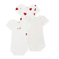 Kleidung Mädchen Pyjamas/ Nachthemden Petit Bateau A00BB-00 Multicolor