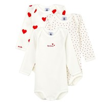 Kleidung Mädchen Pyjamas/ Nachthemden Petit Bateau A00BC-00 Multicolor