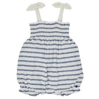 Kleidung Mädchen Overalls / Latzhosen Petit Bateau MILLY Multicolor