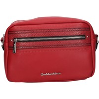 Taschen Damen Umhängetaschen Gianmarco Venturi GB0041CY2 ROT