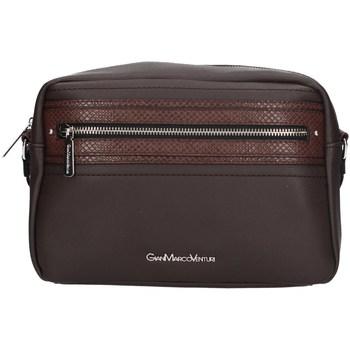 Taschen Damen Umhängetaschen Gianmarco Venturi GB0041CY2 BRAUN