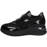 Schuhe Damen Slip on Comart 5C3813 SCHWARZ
