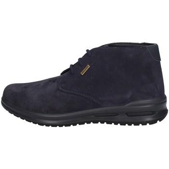 Schuhe Herren Boots Valleverde VL53823 BLAU