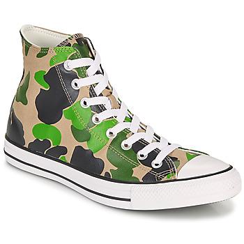 Schuhe Herren Sneaker High Converse CHUCK TAYLOR ALL STAR ARCHIVE PRINT  HI Camouflage