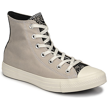Schuhe Damen Sneaker High Converse CHUCK TAYLOR ALL STAR DIGITAL DAZE HI Beige / Schwarz