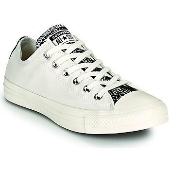 Schuhe Damen Sneaker Low Converse CHUCK TAYLOR ALL STAR DIGITAL DAZE OX Weiss / Schwarz