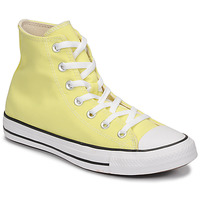 Schuhe Damen Sneaker High Converse CHUCK TAYLOR ALL STAR SEASONAL COLOR HI Gelb