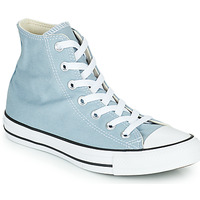 Schuhe Damen Sneaker High Converse CHUCK TAYLOR ALL STAR SEASONAL COLOR HI Blau