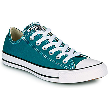 Schuhe Damen Sneaker Low Converse CHUCK TAYLOR ALL STAR SEASONAL COLOR OX Blau