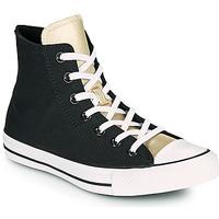Schuhe Damen Sneaker High Converse CHUCK TAYLOR ALL STAR ANODIZED METALS HI Schwarz