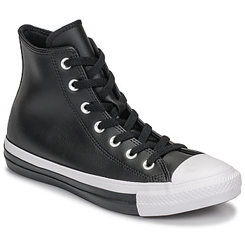 Schuhe Damen Sneaker High Converse CHUCK TAYLOR ALL STAR ANODIZED METALS HI Schwarz