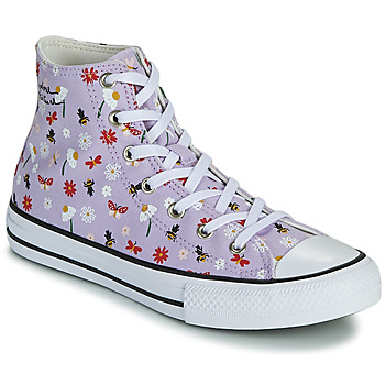 Schuhe Mädchen Sneaker High Converse CHUCK TAYLOR ALL STAR EXPLORE NATURE HI Parma / Margarite