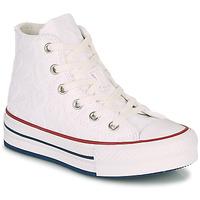 Schuhe Mädchen Sneaker High Converse CHUCK TAYLOR ALL STAR LIFT LOVE CEREMONY HI Weiss