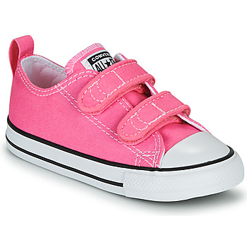 Schuhe Mädchen Sneaker Low Converse CHUCK TAYLOR ALL STAR 2V  OX Rose