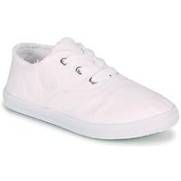 Schuhe Mädchen Sneaker Low Kaporal DESMA Weiss