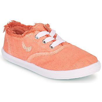 Schuhe Mädchen Sneaker Low Kaporal DESMA Korallenrot