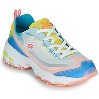 Schuhe Damen Sneaker Low Skechers D'LITES FRESH AIR Multicolor