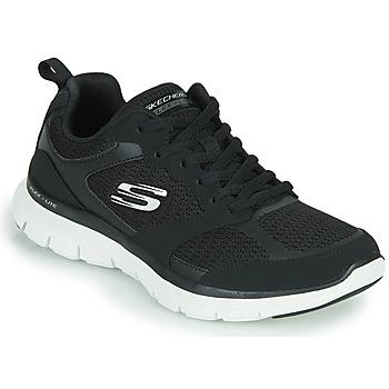 Schuhe Damen Fitness / Training Skechers FLEX APPEAL 4.0 Schwarz