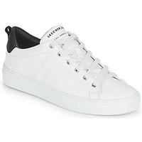 Schuhe Damen Sneaker Low Skechers SIDE STREET Weiss