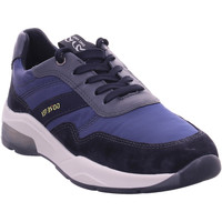 Schuhe Herren Sneaker Low Ara LOS ANGELES BLAU