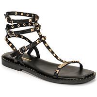 Schuhe Damen Sandalen / Sandaletten Les Tropéziennes par M Belarbi CORALIE Schwarz