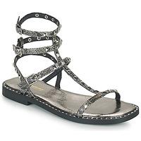 Schuhe Damen Sandalen / Sandaletten Les Tropéziennes par M Belarbi COROL Schwarz