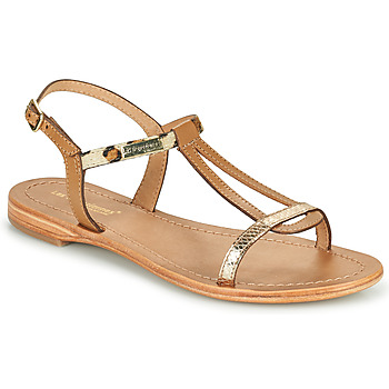 Schuhe Damen Sandalen / Sandaletten Les Tropéziennes par M Belarbi HAMAT Braun