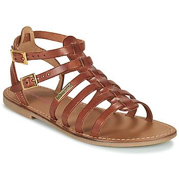 Schuhe Damen Sandalen / Sandaletten Les Tropéziennes par M Belarbi HICELOT Braun