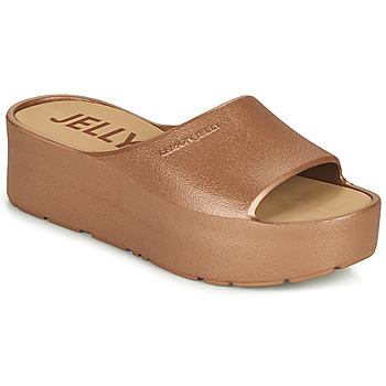 Schuhe Damen Pantoffel Lemon Jelly SUNNY Gold